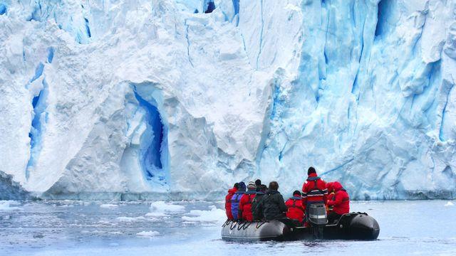 Le tourisme en Antarctique est à la mode. [MyWorld - Fotolia]