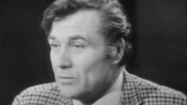 Francis Mazière (1968) [TSR Cap sur l'aventure (27.04.1968)]