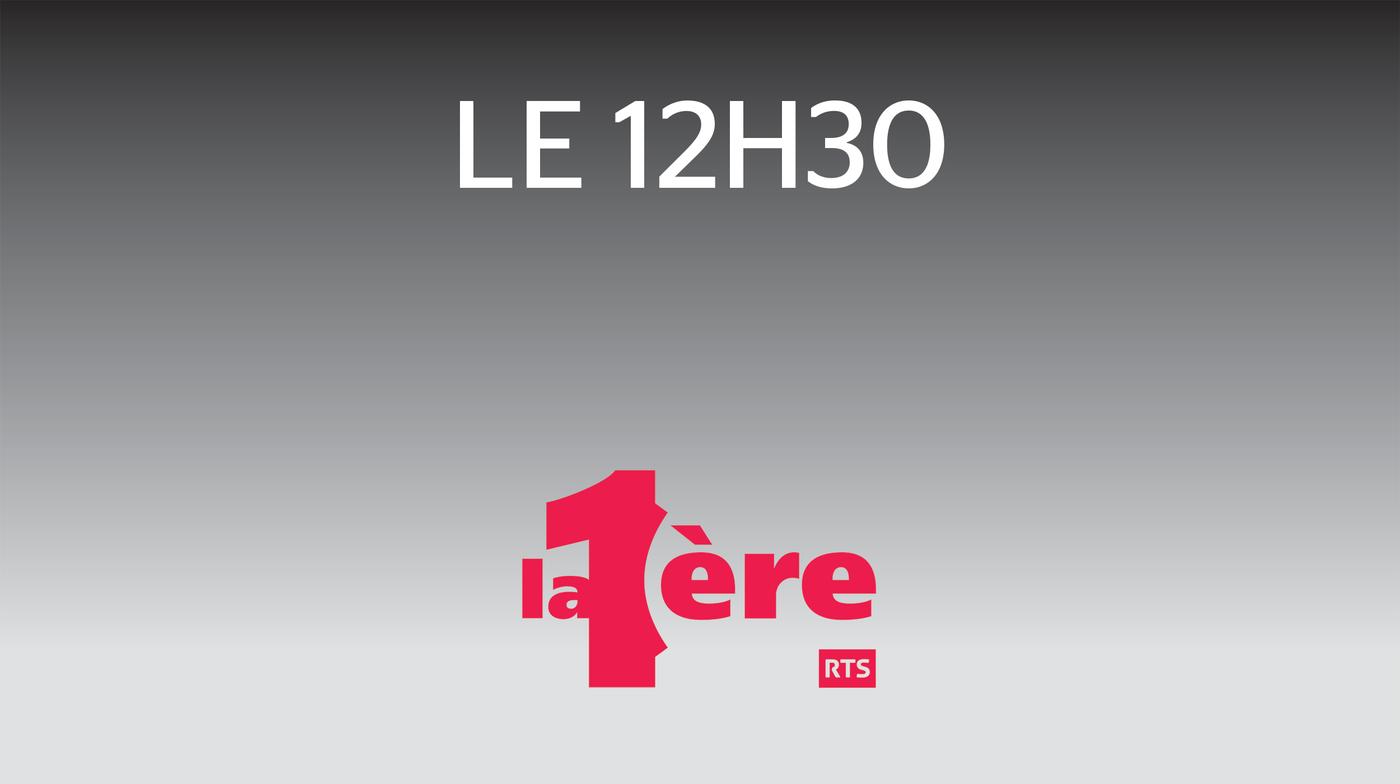 Le 12h30 - La 1ère