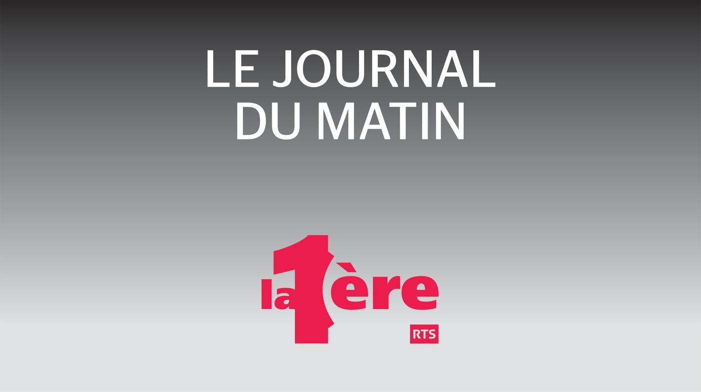 Le Journal du matin - La 1ère