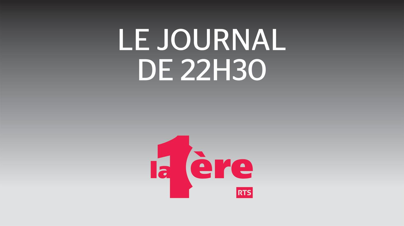 Le Journal de 22h30 - La 1ère