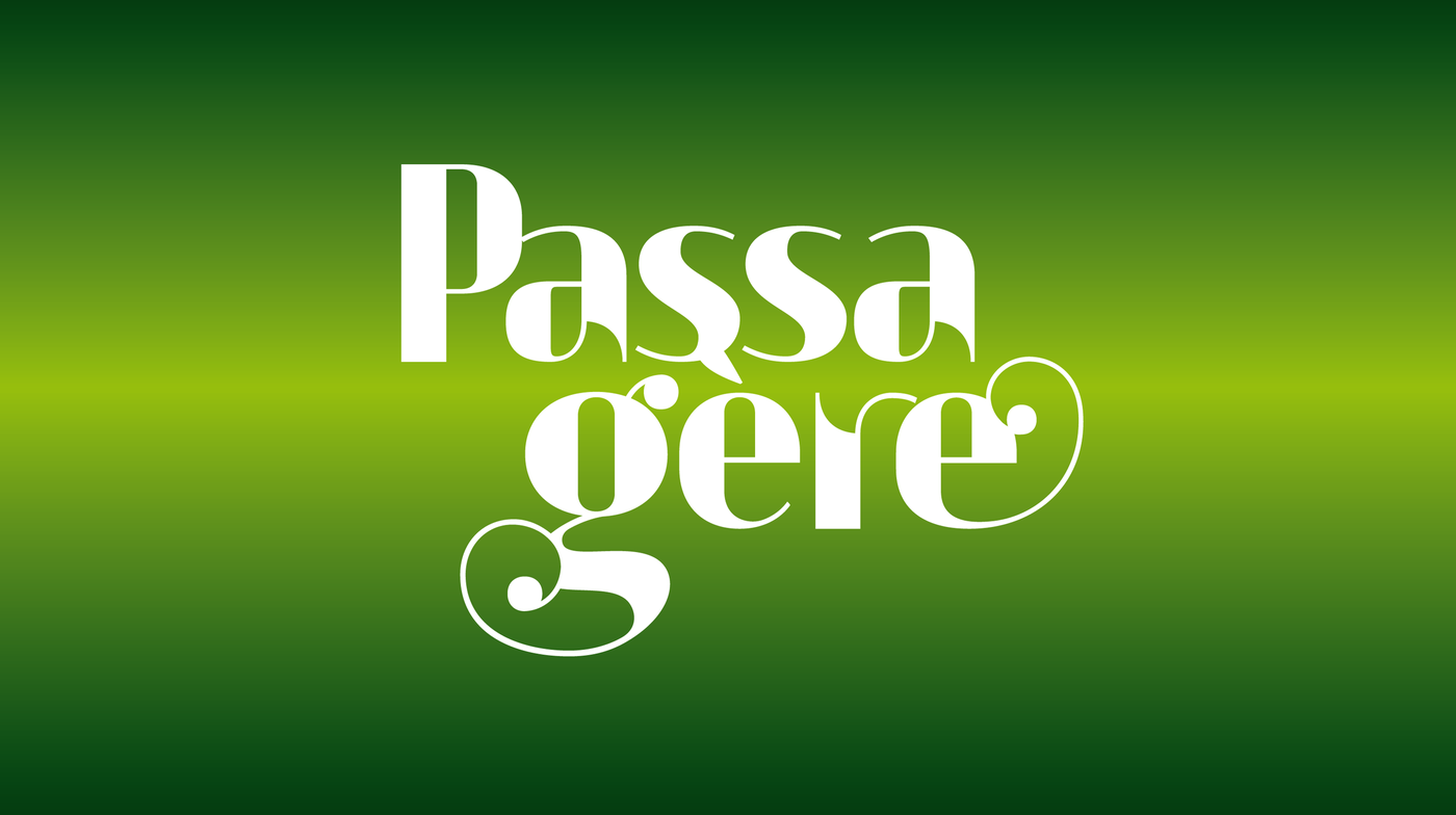 Passagère - La 1ère