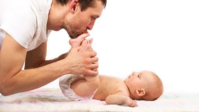 Quel rôle pour les pères en 2013? [© Andrey Bandurenko - Fotolia]