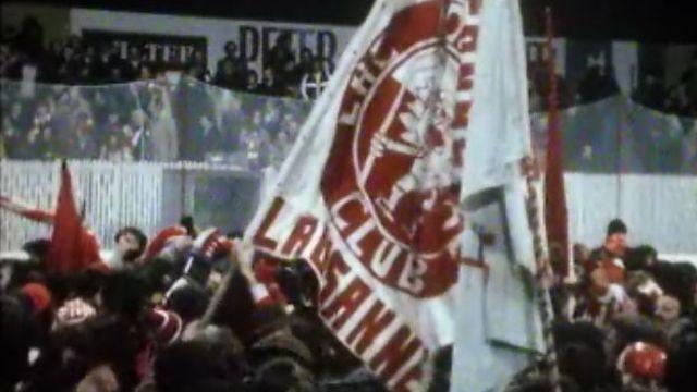 Supporters du LHC [TSR 1978]