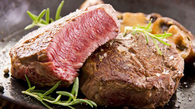En 2014, manger de la viande sera-t-il tendance? [HLPhoto]