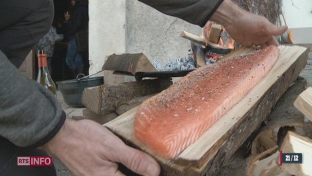 Les consommateurs de saumon se tournent de plus en plus vers les petits producteurs [RTS]