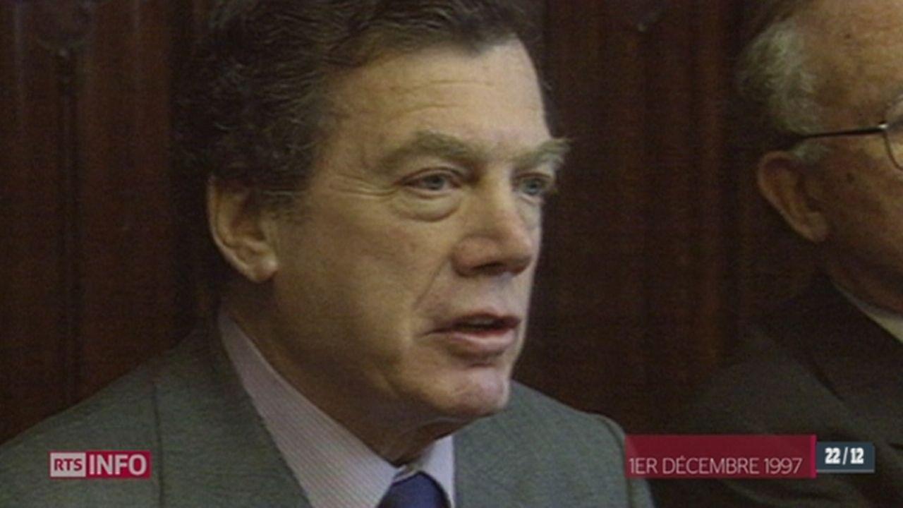 Edgar Bronfman, ancien président du Congrès juif mondial, est décédé [RTS]