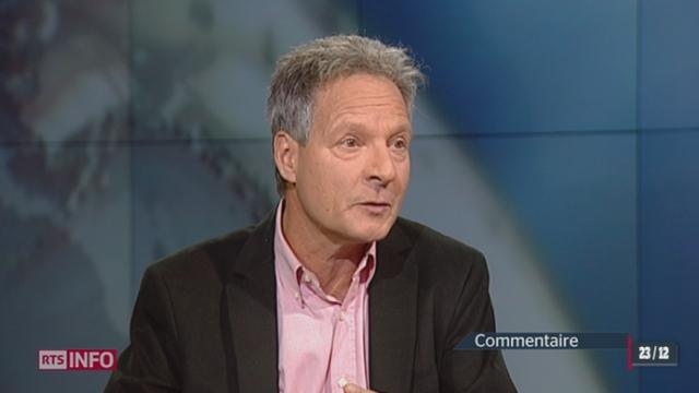 Petkovic à la tête de l'équipe de Suisse: le point avec Pierre-Alain Dupuis [RTS]