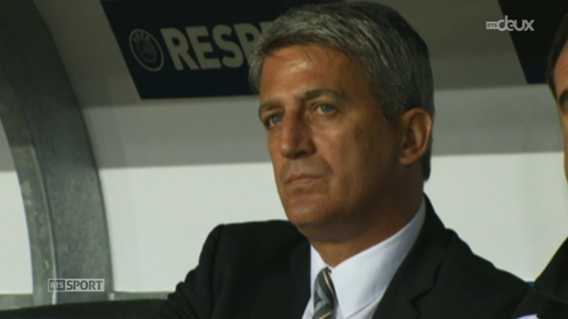 Petkovic enfin confirmé par l'ASF [RTS]