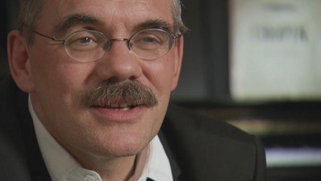 Jean-François Steiert, un clarinettiste sous la Coupole [RTS]
