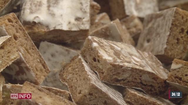 Noël: le Läckerli se vend à merveille [RTS]