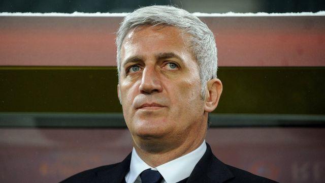 Petkovic restera-t-il du côté de Rome jusqu'à cet été? [Joans Guettler - Keystone]