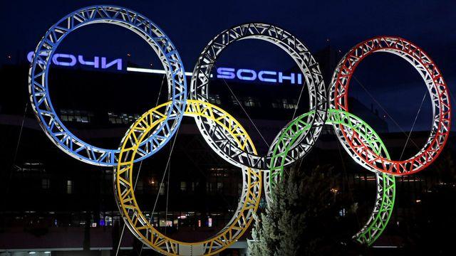 Parmi les grands rendez-vous sportifs de l'année 2014, les Jeux olympiques de Sotchi. [Janâ Woitas - EPA/Keystone]