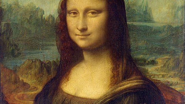 La Joconde, de Leonardo da Vinci. [DP]