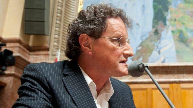 Geri Müller est conseiller national depuis 2003. [Keystone]