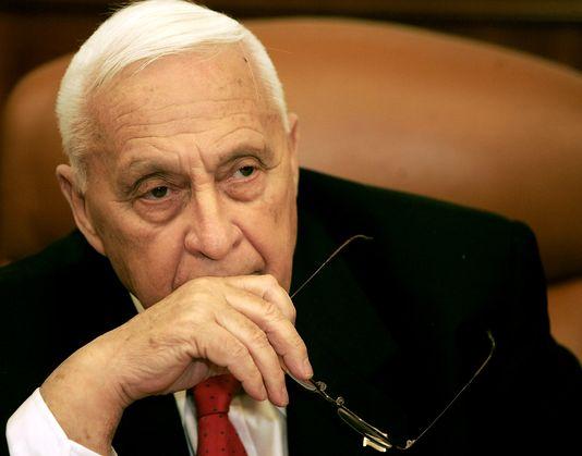 L'ancien Premier ministre israélien Ariel Sharon est décédé à l'âge de 85 ans. [Eliana Aponte - Reuters]