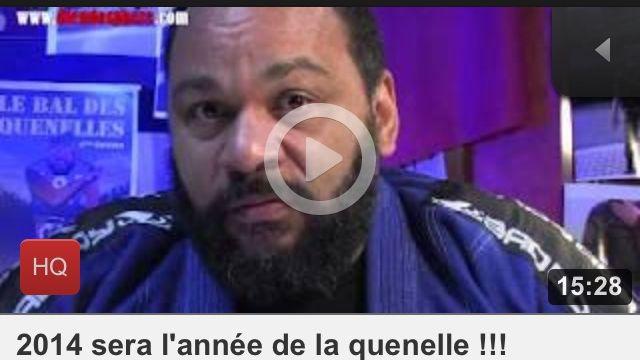 Capture d'écran de la chaîne Youtube de Dieudonné. [Youtube]