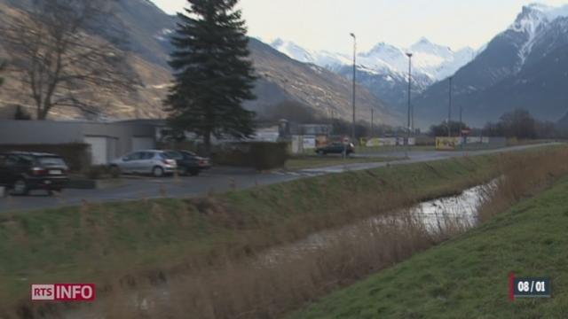 VS: l'usine Lonza a déversé 4,5 tonnes de mercure dans le Haut-Valais pendant plus de quarante ans [RTS]