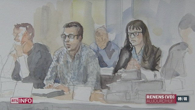 Procès Skander Vogt: un seul prévenu a été condamné [RTS]