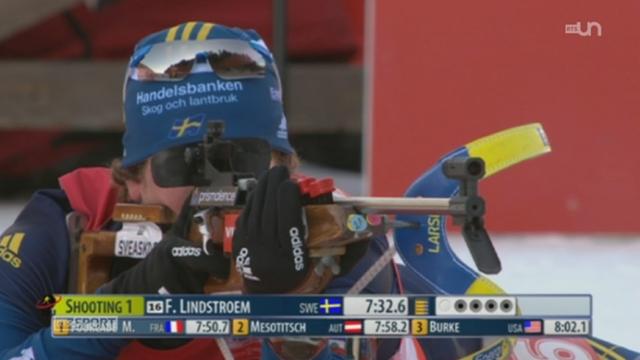 Le Mag: le Biathlon revient en force [RTS]