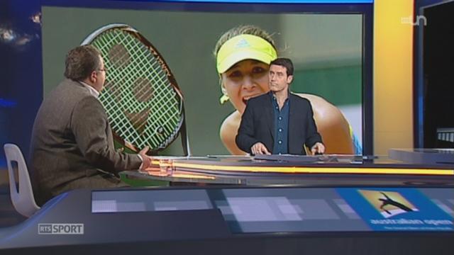 Tennis: les premières informations concernant l'Open d'Australie [RTS]