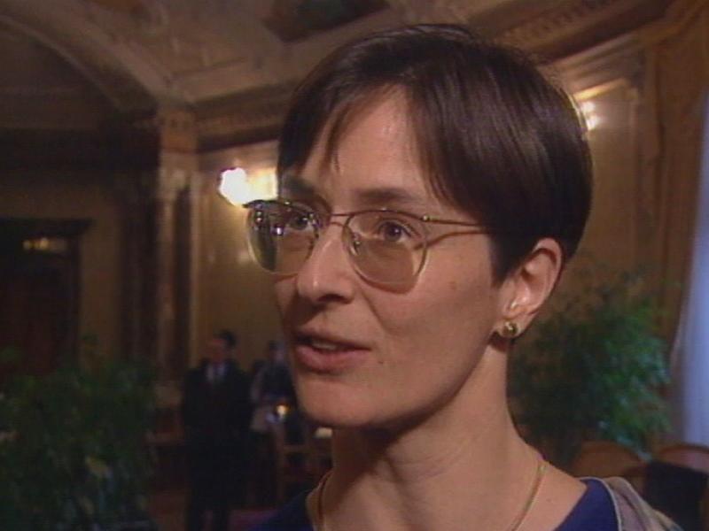 La socialiste Barbara Haering relance le débat sur l'avortement. - 5525275