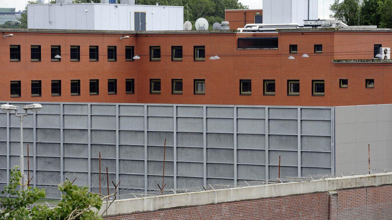 Une prison à la Haye, au Pays-Bas. [AP Photo/Martin Meissner - Keystone]