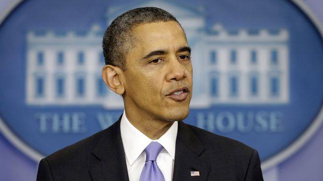 Barack Obama veut mettre fin au programme de collecte des métadonnées téléphoniques tel qu'il existe actuellement. [Pablo Martinez Monsivais - AP/Keystone]