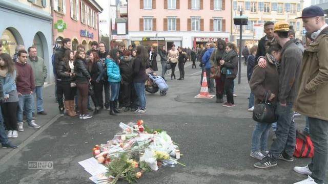 Hommage silencieux au jeune décédé à Yverdon [RTS]