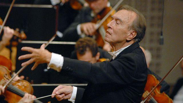 Claudio Abbado. [Georg Anderhub/Luzern festival]