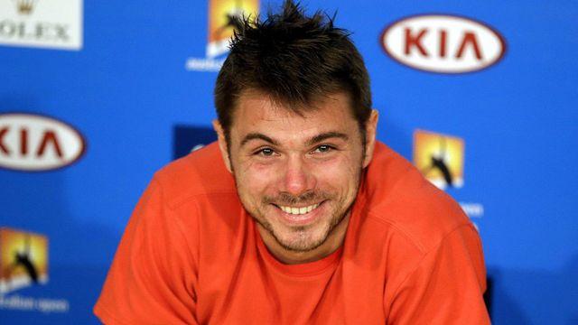 Wawrinka a mis fin à une longue série de victoires de Djokovic. [Mast Irham - EPA/Keystone]