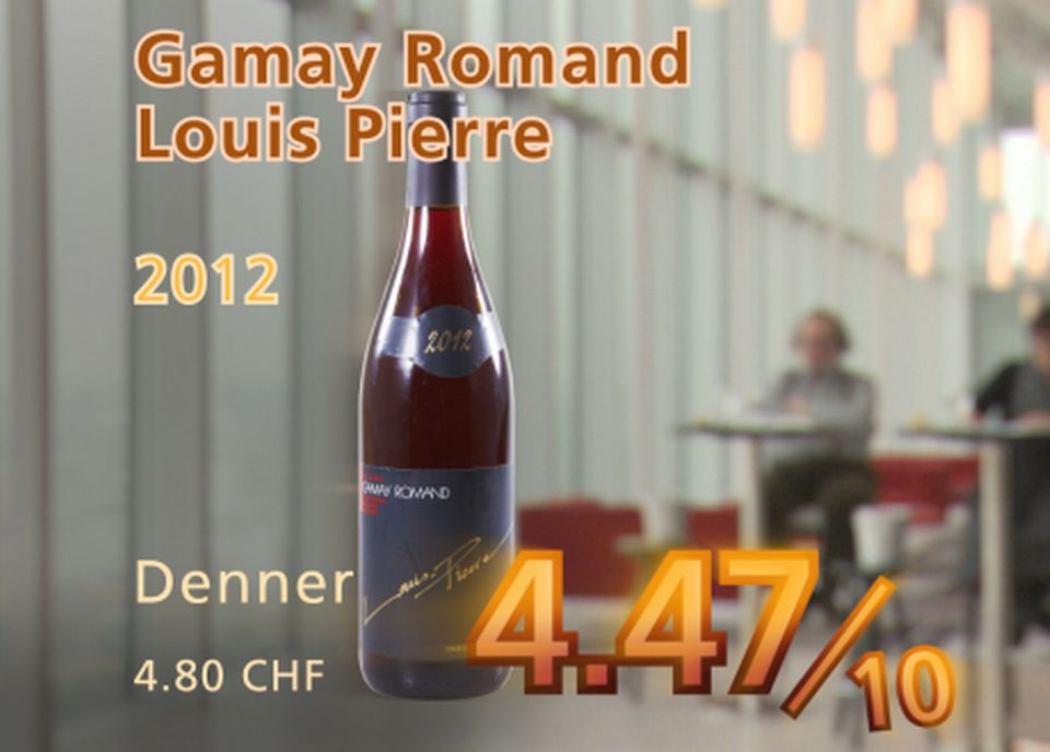 Gamay Romand Louis Pierre