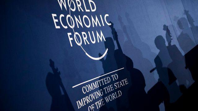 Le WEF ouvre ses portes mercredi à Davos. [EPA/Jean-Christophe Bott - Keystone]