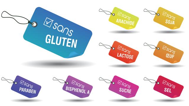 Les allergies et les intolérances alimentaires sont nombreuses. [Jérôme Rommé - Fotolia]