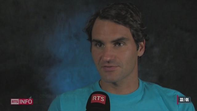 Tennis - Open d'Australie: deux Suisses en demi-finale à Melbourne, c'est historique [RTS]
