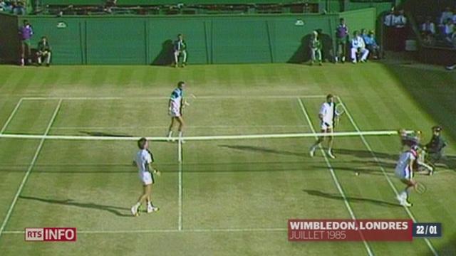 Tennis - Open d'Australie: jamais deux Suisses n'étaient allés ensemble aussi loin [RTS]