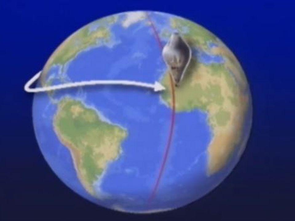 En 1999, le ballon de Bertrand Piccard boucle le 1er tour du monde sans escale. [RTS]