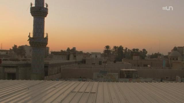 Chrétiens d'Irak [RTS]