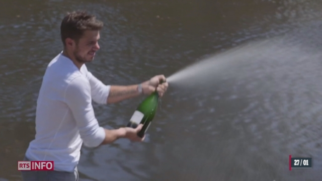 Stanislas Wawrinka vit un rêve éveillé après sa victoire à l'Open d'Australie [RTS]