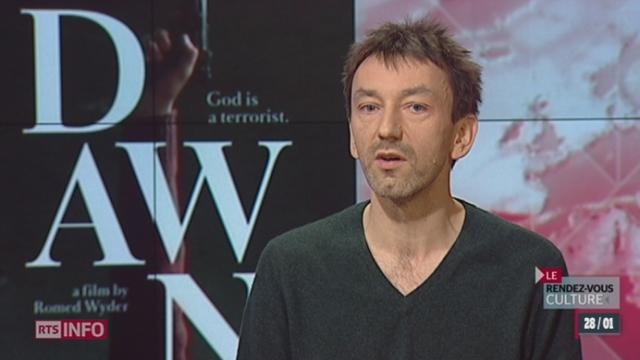 """L'invité culturel: le réalisateur genevois Romed Wyder parle de son long métrage """"Dawn"""" [RTS]"""