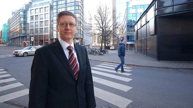 Didier Cossin, directeur du centre de gouvernance à l'IMD. [DR]