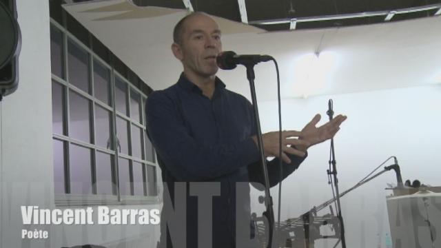 Vincent Barras au MAMCO [RTS]