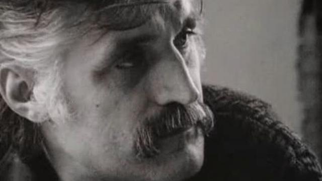 François Cavanna à la rédaction de Hara-Kiri en 1972. [RTS]