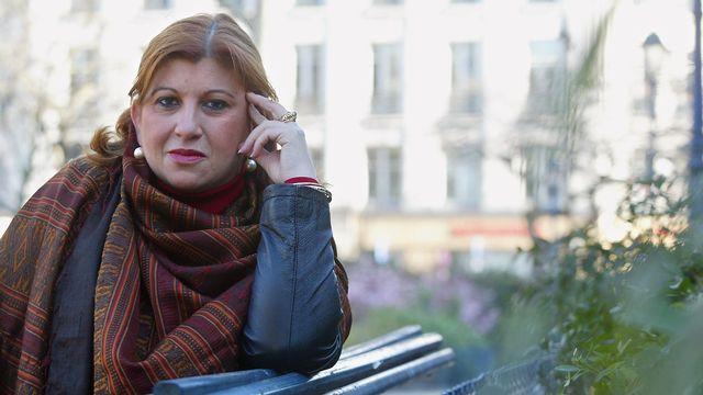 Dounia Bouzar. [Martin Bureau - AFP]