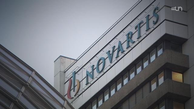 L'industrie pharmaceutique doit souvent payer des centaines de millions d'amendes [RTS]