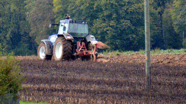 Agriculture jurassienne. [Gaël Klein - RTS]