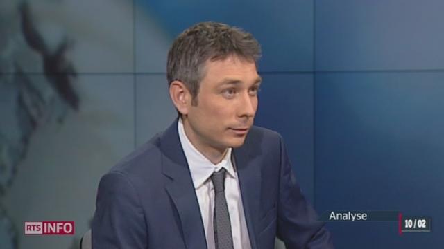Les résultats du scrutin de l'initiative UDC divisent la Suisse: l'analyse de Pierre-Olivier Volet (1-2) [RTS]
