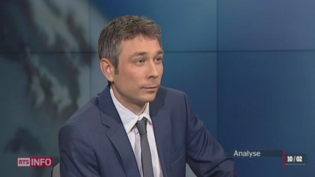 Le peuple désavoue la majorité des partis politiques: l'analyse de Pierre-Olivier Volet (2-2) [RTS]