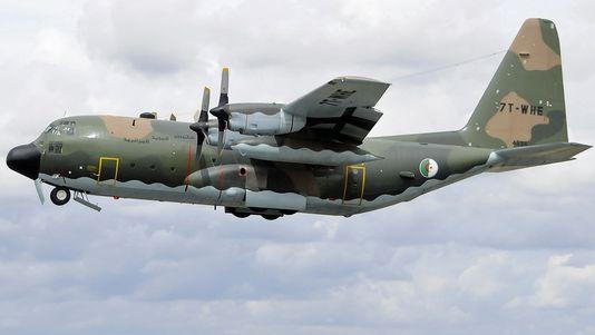 Crash Hercule C-130 7T-WHM 5603627