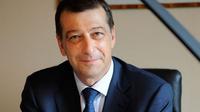 Guy Moustaki, professeur et président du conseil d'administration de Romande Energie. [cbwm.ch]